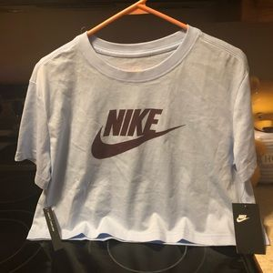 Women's New Nike Cropped Top Size Small